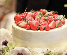 アニバーサリー&バースデーケーキ*要予約